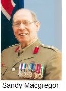Colonel Sandy MacGregor