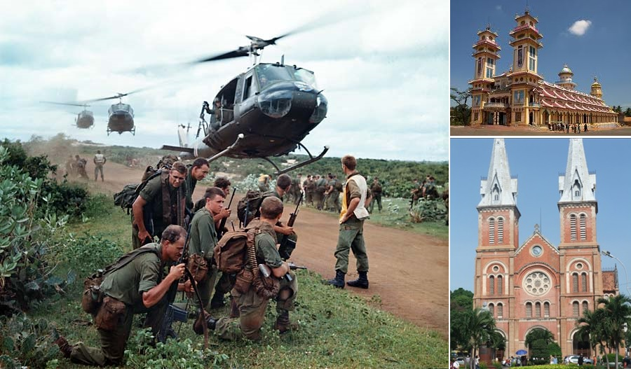 Vietnam then and now