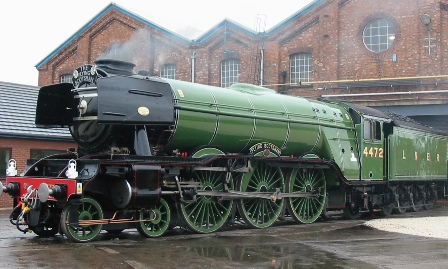UK Heritage Rail Tour